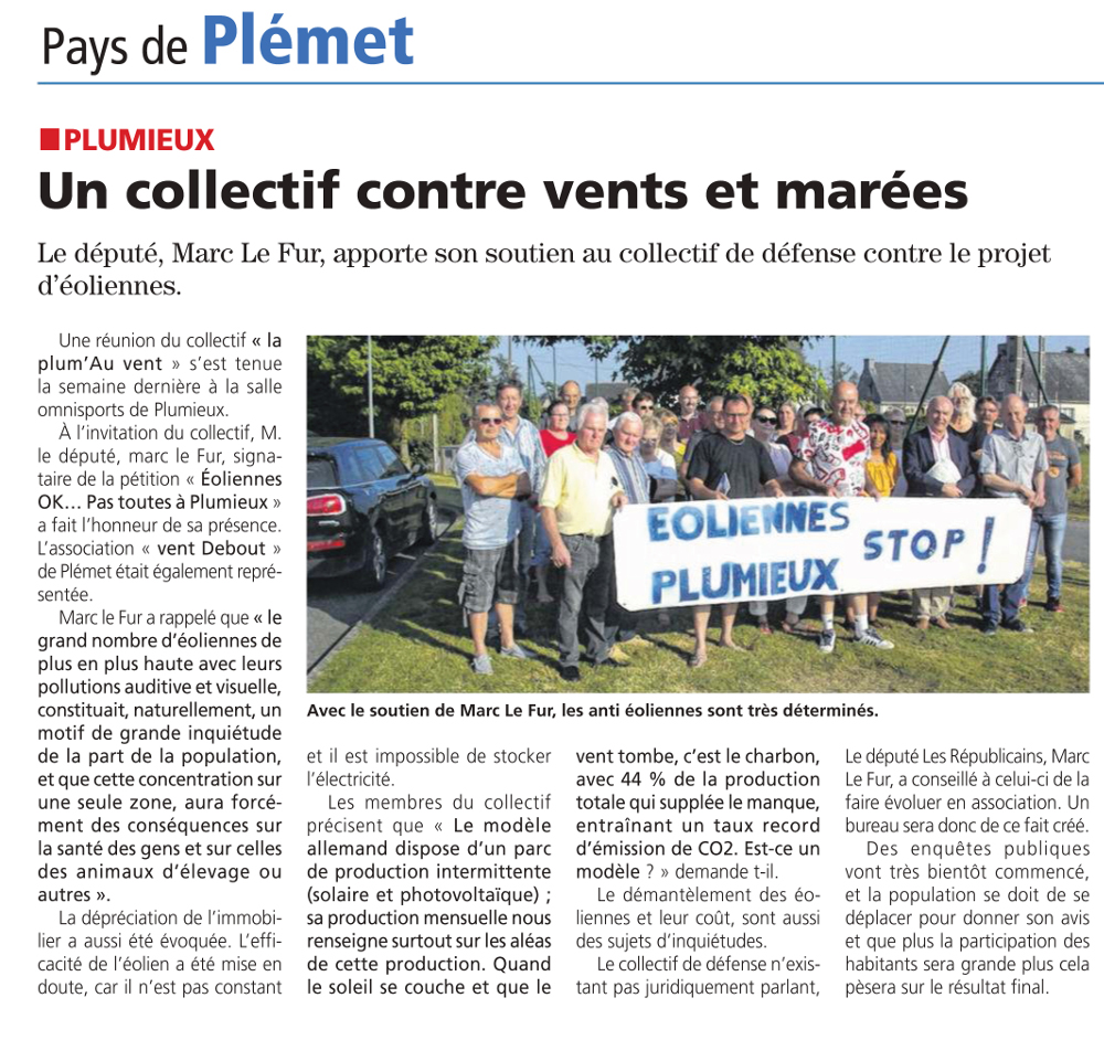 courrier independent july  2018